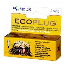 Ecoplug 2vnt pakuotėje