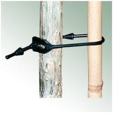 """Guminiai medžių laikikliai """"Meyer"""", 17 cm. Pakuotė - 10 vnt."""