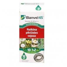 "Herbicidas ""BANVEL"" 4S, 10 ml"