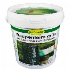 "Klijai nuo vikšrų ir vabzdžių ""Schacht"" Raupenleim Grün, 1 kg"