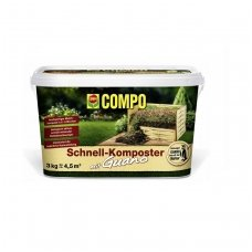 "Komposto aktyvatorius su guana ""COMPO"", 3 kg"