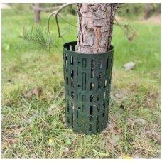 Medžių kamienų apsauga Treemex šienaujant 5 vnt