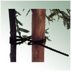 """Plastikiniai medžių laikikliai """"Meyer"""", 46 cm. Pakuotė - 5 vnt."""