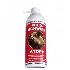 """Priemonė nuo šernų """"WILD-SCHWEIN-STOPP"""" (raudona)"""