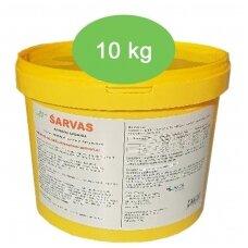 Šarvas, kamienų apsauga, 10kg.