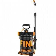 Slėginis purkštuvas FINLAND 5 litrai