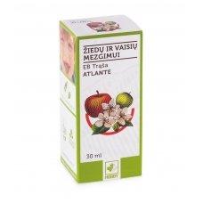 Trąšos žiedų ir vaisių mezgimui ATLANTE, 30 ml