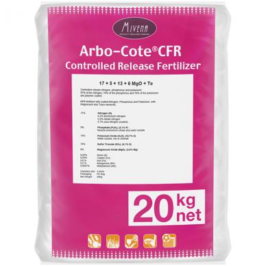 Trąšos ArboCote 4M (17+05+13+6MgO+mikro) 20 kg
