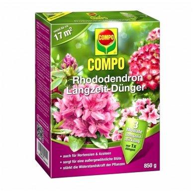 Trąšos rododendrams, azalijoms, hortenzijoms COMPO, 0,85 kg