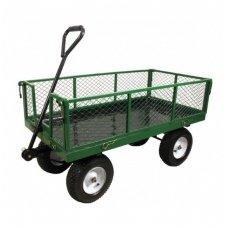 """Vežimėlis """"TURFMASTER"""" XBIMC454, keturių ratų, 454 kg"""